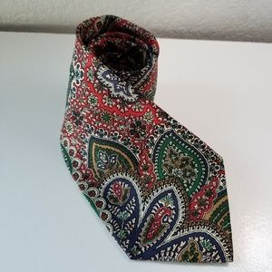 Polo by Ralph Lauren paisley silk tie
